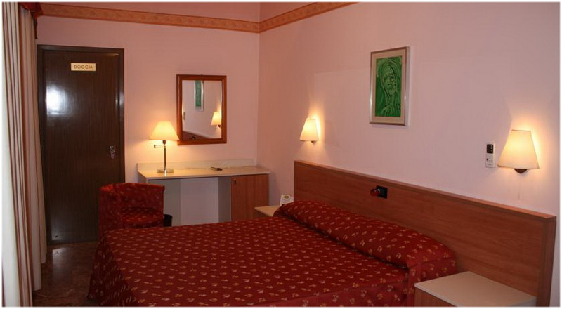 Hotel Delle Rose, Venise, Italie, Chambres