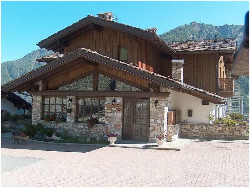 Hotel Des Alpes, Aoste, Italie
