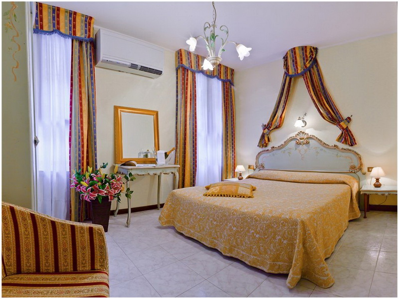 Hotel Henry, Venise, Italie, Chambre
