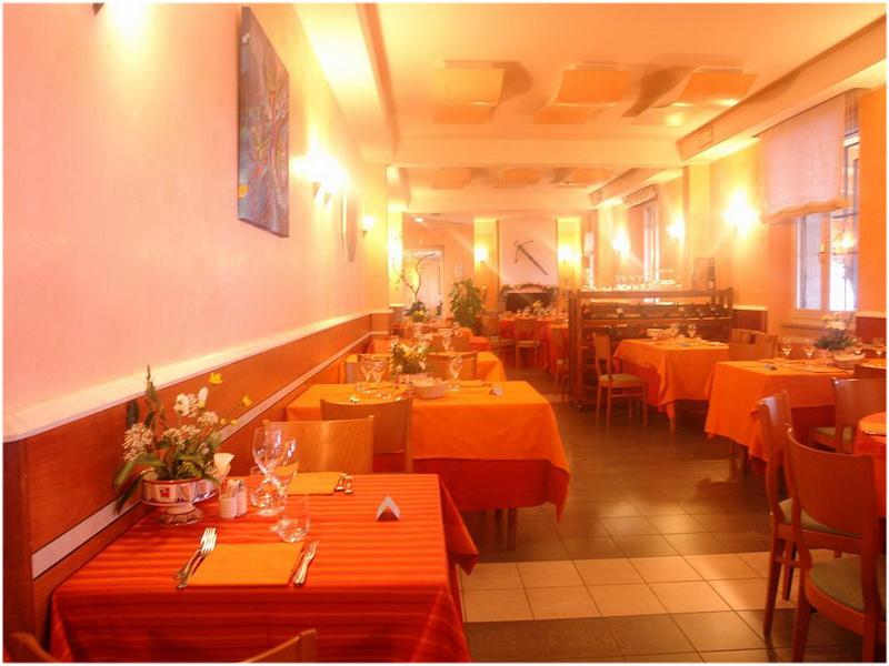 Hotel Il Castellaccio, Perouse, Italie, Restaurant