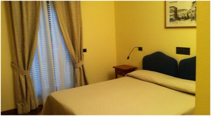 Hotel Il Cigno, Perouse, Italie, Chambres