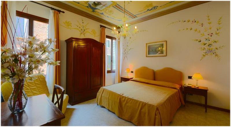 Hotel Iris Venice, Venise, Italie, Chambres