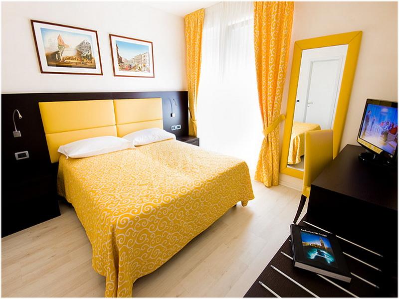 Hotel La Pergola di Venezia, Venise, Italie, Chambres
