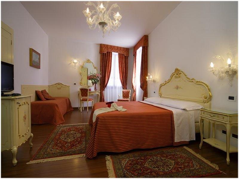 Hotel La Residenza, Venise, Italie, Chambres