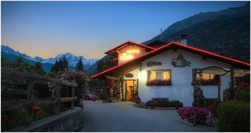 Hotel La Roche, Aoste, Italie