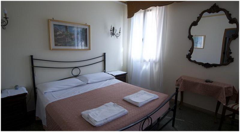 Hotel Leonardo, Venise, Italie, Chambres