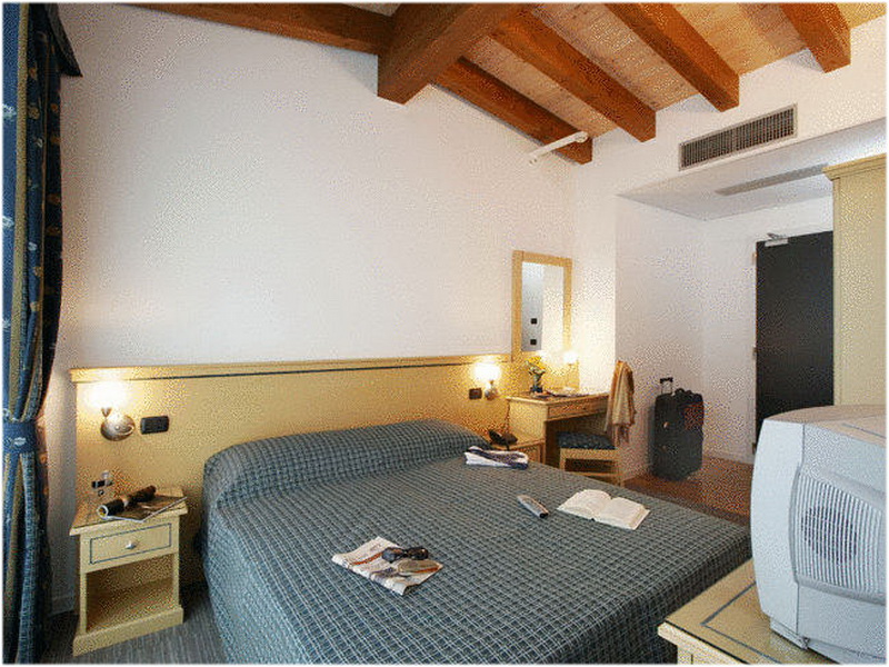 Hotel Mary, Venise, Italie, Chambres