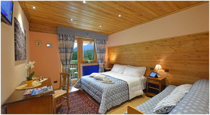 Hotel Miravalle, Torgnon, Aoste, Italie
