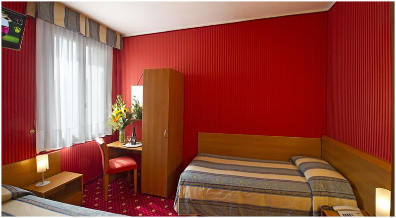 Hotel Nationale, Venise, Italie, Chambres