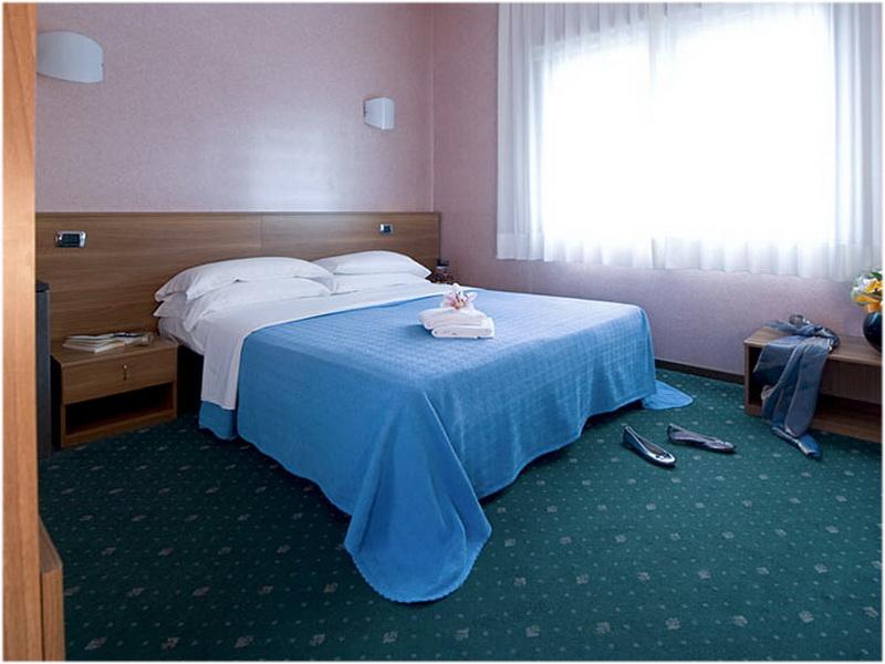 Hotel Nuova Mestre, Venise, Italie, Chambres