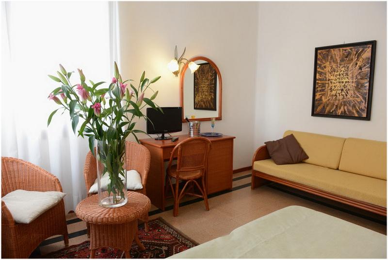 Hotel Orio, Venise, Italie, Chambres