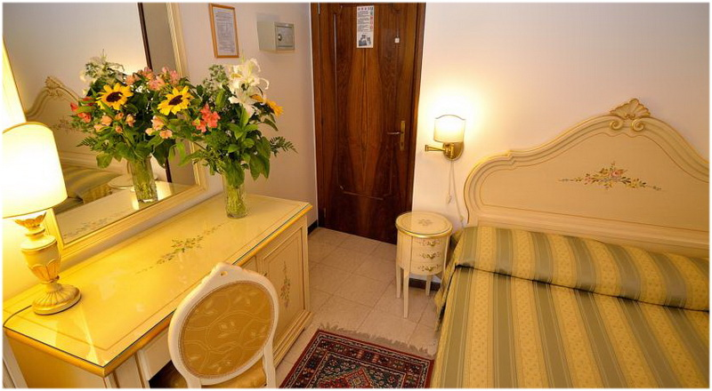 Hotel Orion, Venise, Italie, Chambres