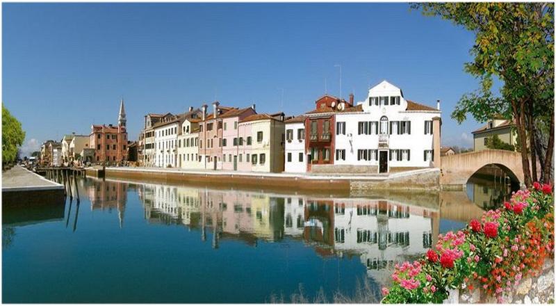 Hotel paradiso venise italie cap voyage for Venise hotel piscine