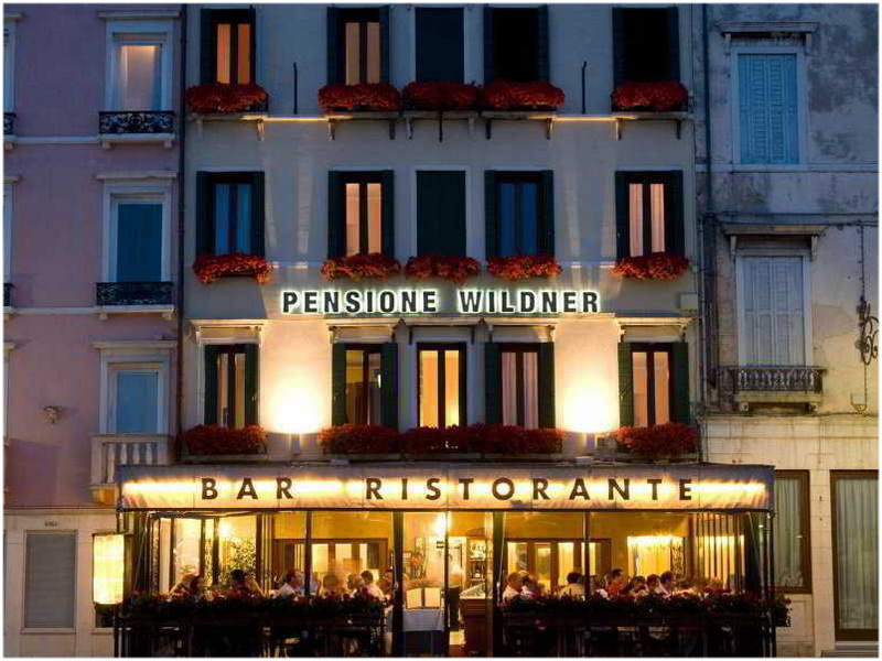 Hotel Pensione Wildner, Venise, Italie