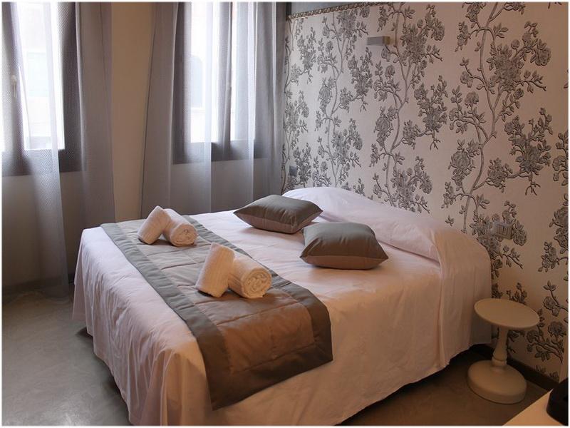 Hotel Rio, Venise, Italie, Chambres