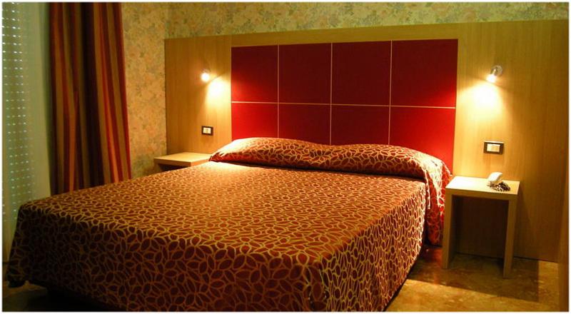 Hotel San Carlo, Venise, Italie, Chambres