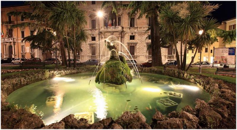 Hotel Umbria, Perouse, Italie