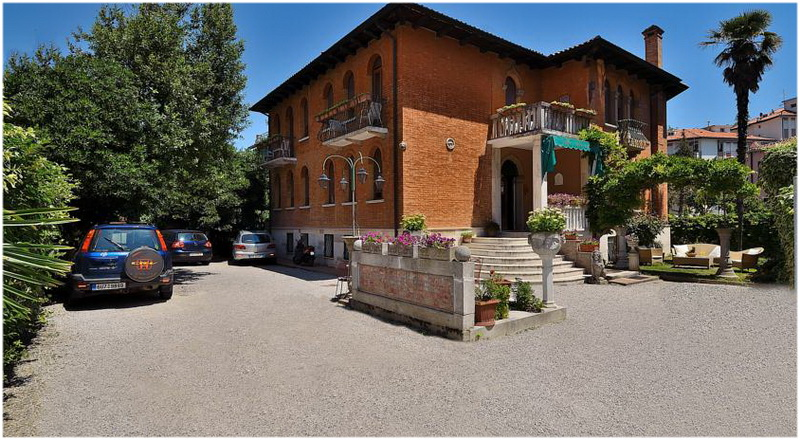Hotel Villa Albertina, Venise, Italie