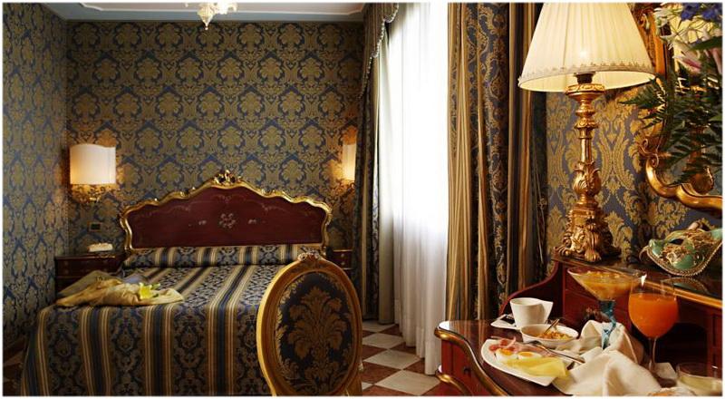 Hotel Villa Dori, Venise, Italie