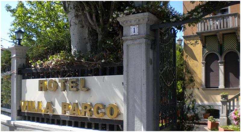 Hotel Villa Parco, Venise, Italie