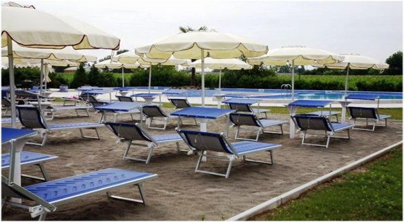 Hotel villa sara venise italie cap voyage for Hotel venise piscine interieure