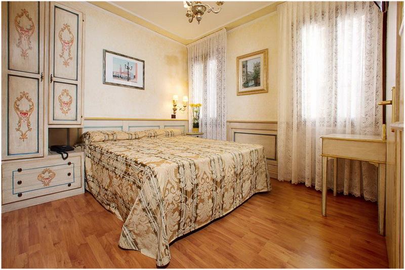 Hotel al Piave, Venise, Italie, Chambres