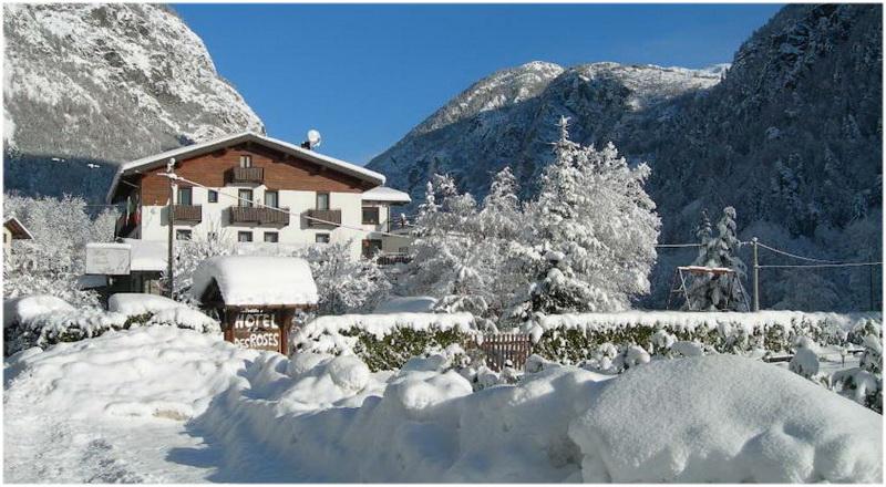 Hotel des Roses, Aoste, Italie