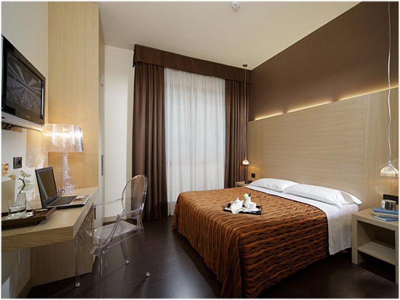 Hôtel Paris, Venise, Italie, Chambres