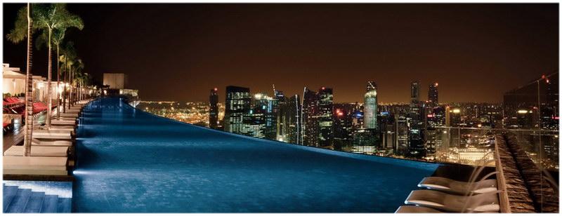 Marina Bay Sands (Singapour).