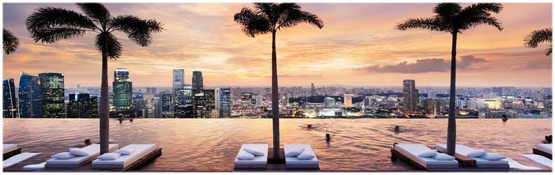 Marina Bay Sands (Singapour)