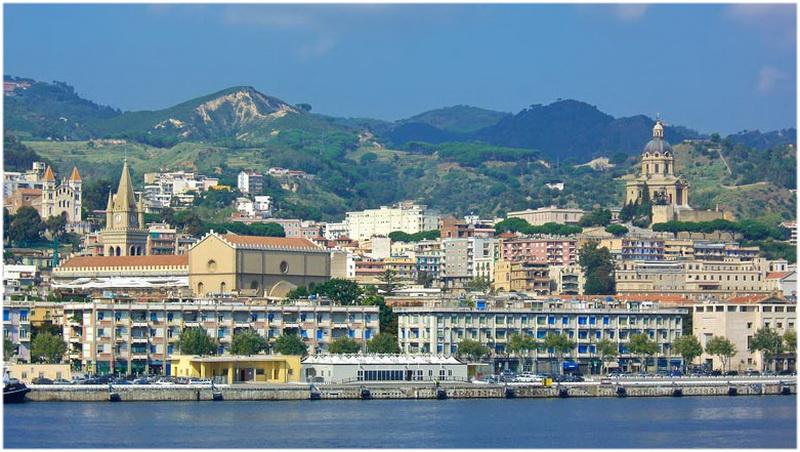 Messine, Sicile, Italie