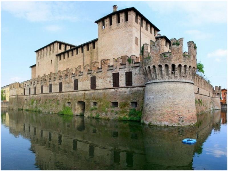 Modène, Émilie-Romagne, Italie, Castelli Di Modena