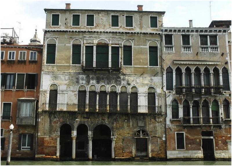 Palais Ca'da Mosto, Venise, Italie