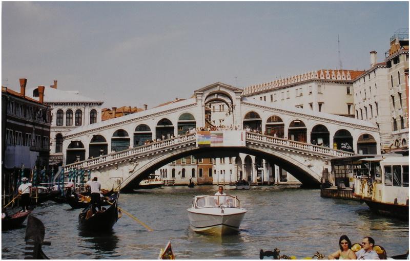 Pont des Soupirs, Venise, Italie