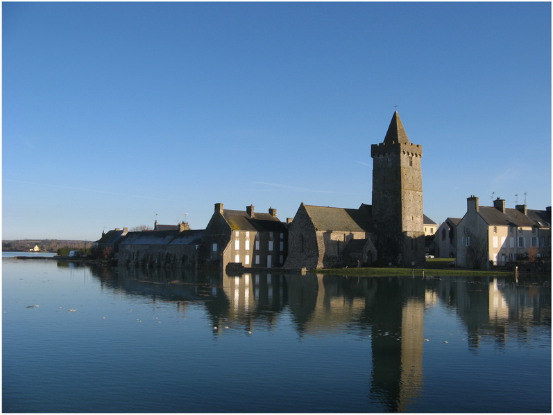 Portbail manche basse normandie france cap voyage - Chambre des notaires de basse normandie ...