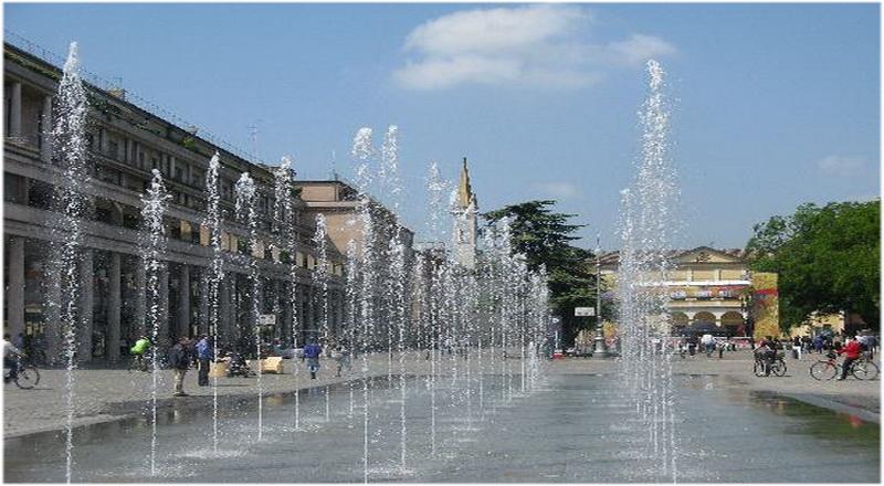 Reggio d'Émilie, Émilie-Romagne, Italie