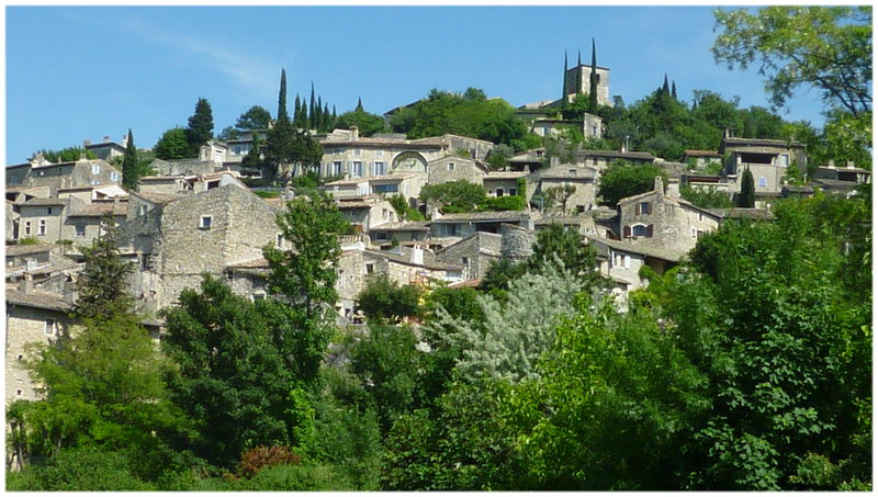 Rhône-alpes mirmande