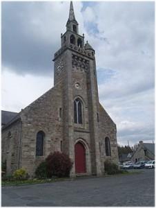 Trevou-Treguignec, Cotes-d'Armor, Bretagne, France, eglise saint