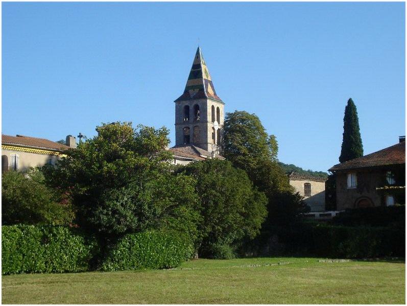 Uzer, Ardeche, Rhone-Alpes, France, monument