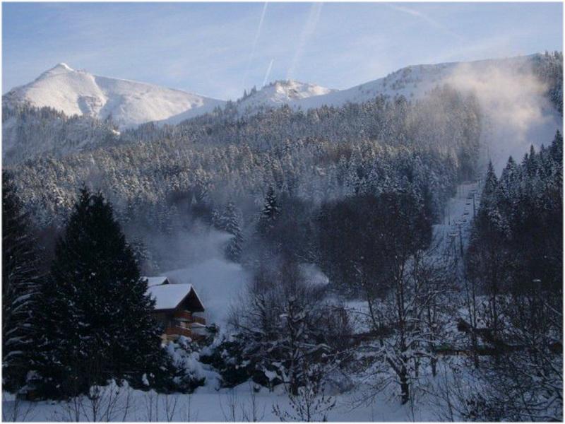 Village de vacances, Torgnon, Italie