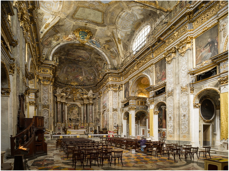 Église San Filippo Neri, Pérouse, Italie