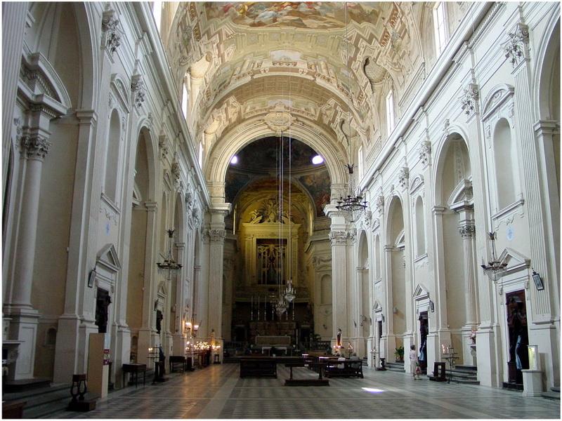 Église Santa Maria del Carmine, Florence, Italie