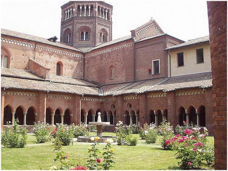 Abbaye de Clairvaux, Milan, Italie