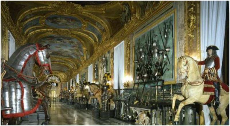 Armurerie royale, Turin, Italie