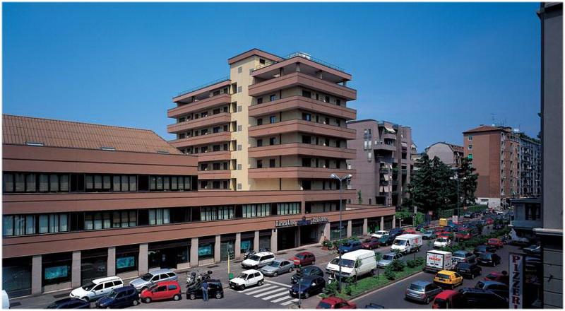 Atahotel Linea Uno, Milan, Italie