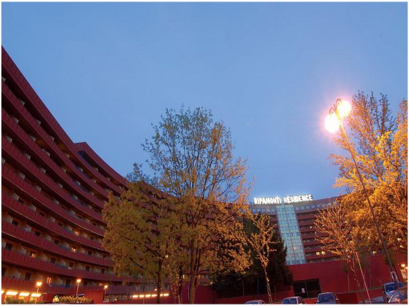 Atahotel Ripamonti, Milan, Italie