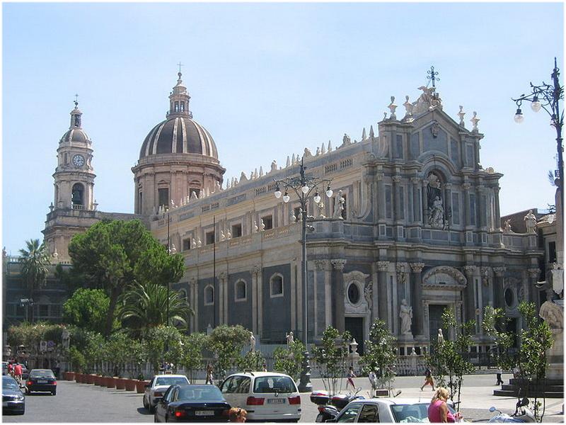 Cathédrale Sainte-Agathe de Catane