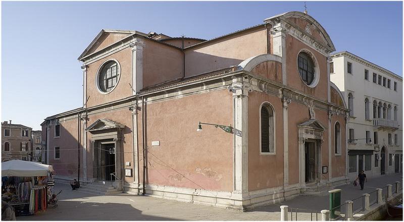 Eglise San Felice, Venise, Italie