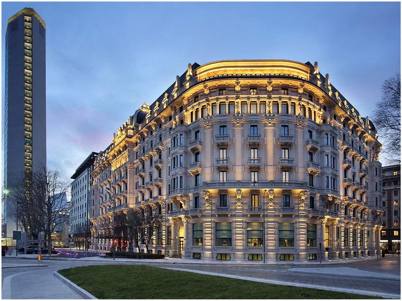 Excelsior Hotel Gallia, Milan, Italie