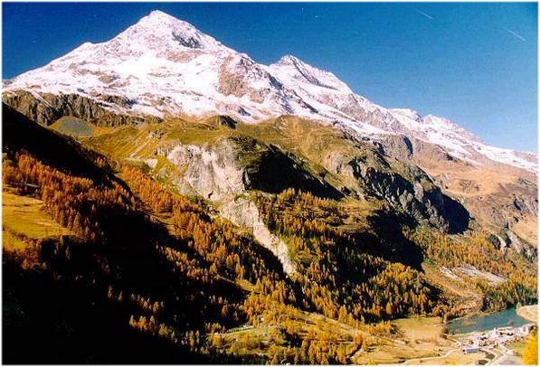 La Savoie, Rhone-Alpes, France